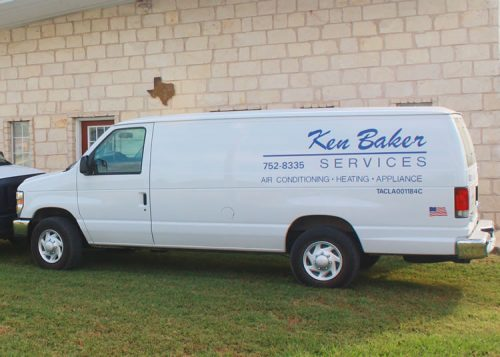ken baker services waco appliance services