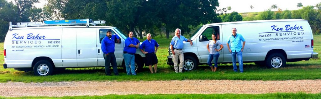 Ken Baker Services - Certified Technicians Waco, Texas